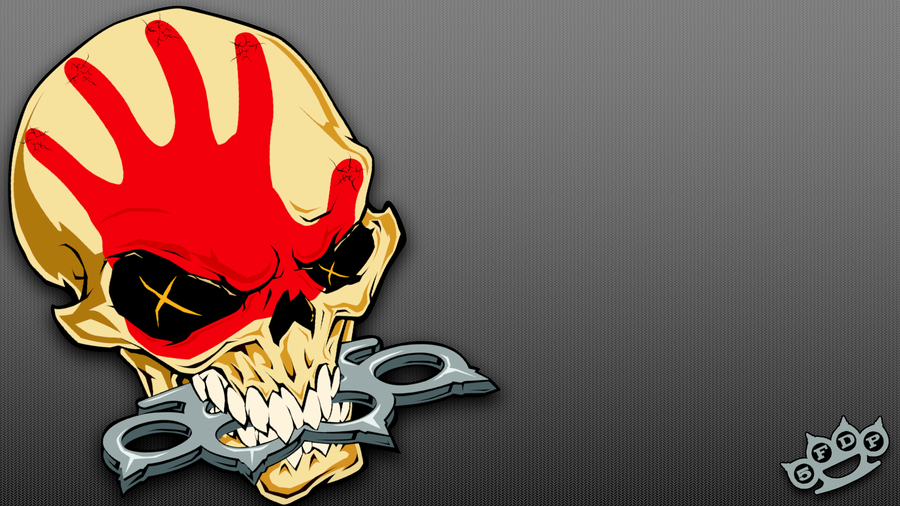 Five Finger Death Punch By Hampamatta