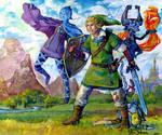 Legend of Zelda - Adventure Calling