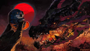 Take your strongest weapon to fight Fatalis