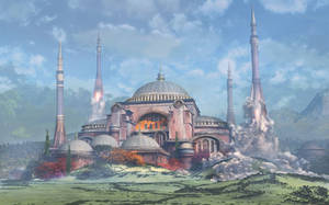 Hagia Sophia 2033 AD