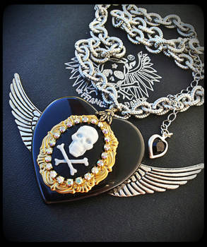 Queen Of Pirates Necklace