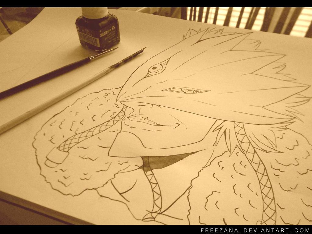 Traditional Art by RaikaiRan