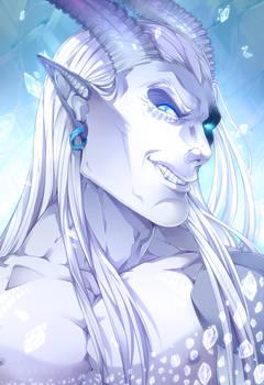 Kronos/Chauron Portrait