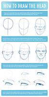 Head Tutorial Front by RaikaiRan