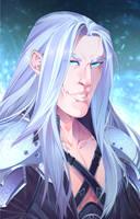 Sephiroth by RaikaiRan