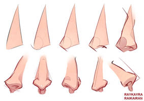 Nose Tutorial - 2 by RaikaiRan