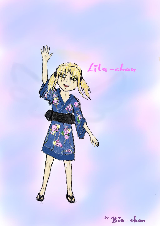 LilaTheAngel's Profile Picture
