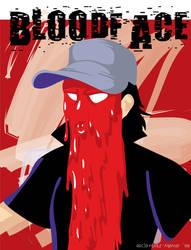 Blood Face Fanart by momo81