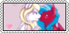 [STAMP] Kiss Time by GloriaJoy