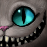 Cheshire cat by Zeetou