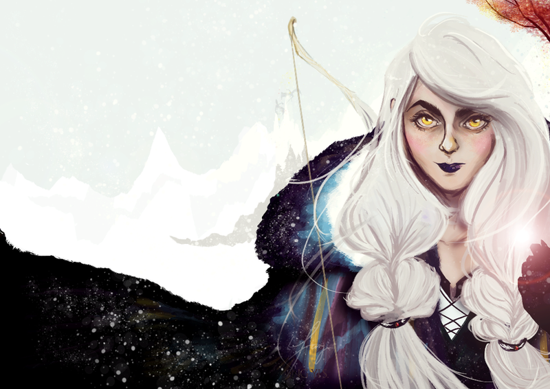 Winter is Coming by Liastoria-Alestera