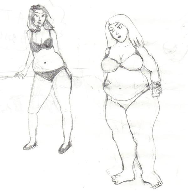 Weight Gain Sequence Part 20b By Hadoukenchips Deviantart