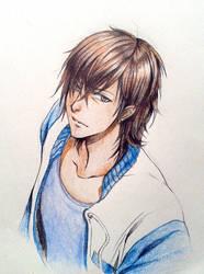 OC 1/3: Wolf by Caley-san