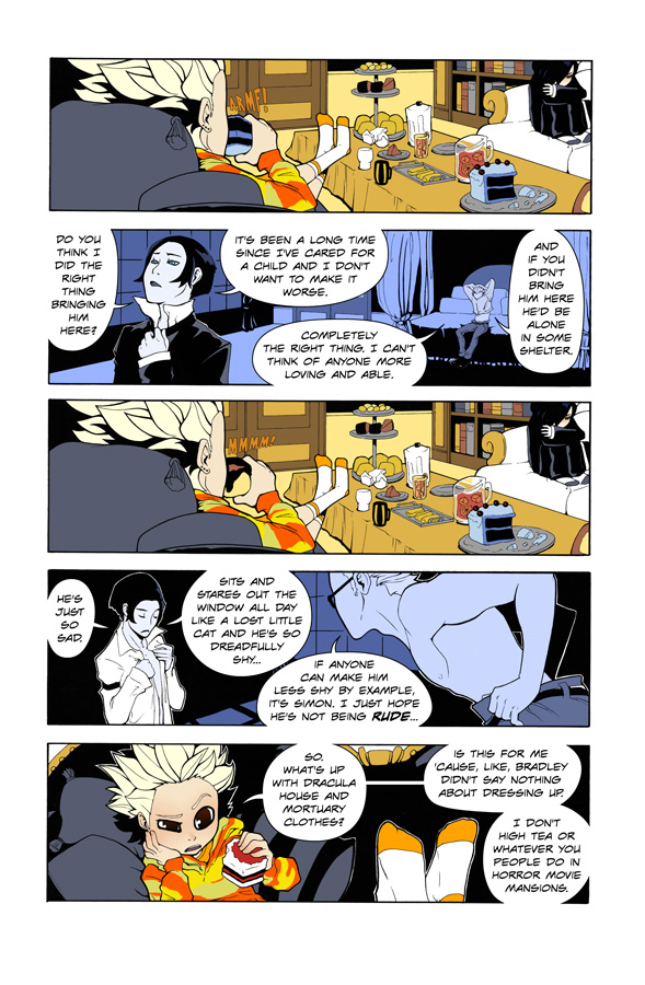M.A.O.H. Page 5 by missveryvery