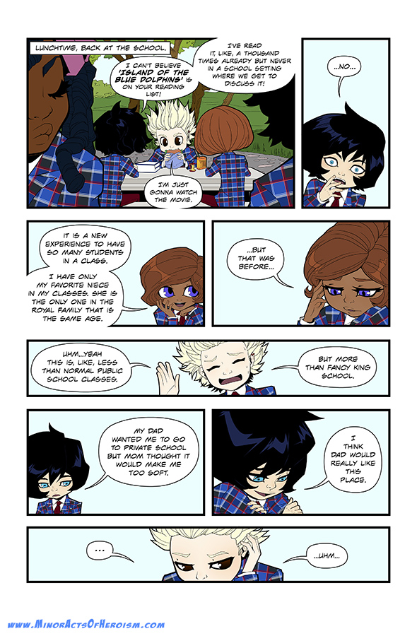 M.A.O.H. Ch 7 Page 13 by missveryvery