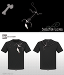 Skeleton Lizard