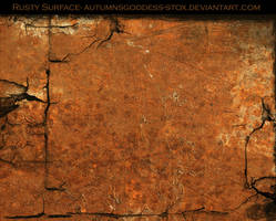 Rusted Surface by AutumnsGoddess-stox