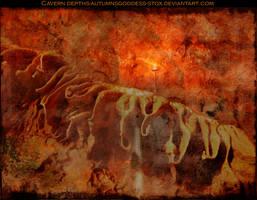 Cavern Depths by AutumnsGoddess-stox