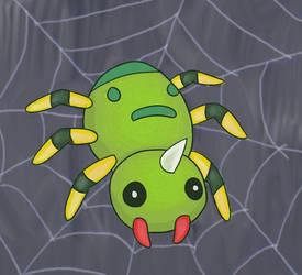 Pokeddexy 1: Bug by ChibiBeckyG