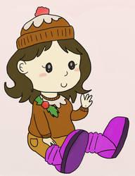 Becky Puddi Pudding by ChibiBeckyG