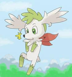 Pokeddexy 8: Flying by ChibiBeckyG