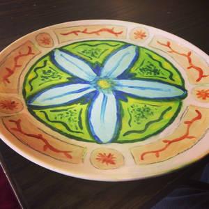 Pottery Paint - Daisy Decor