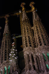 Sagrada Familia Barcelona by F2GBcn