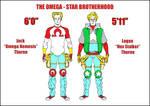 The Omega Star Brotherhood  Reunited by WaffleJunkie
