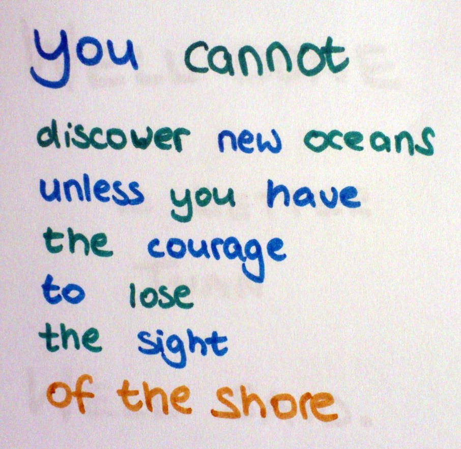 Discover new oceans... (Day  62) by Hedwigs-art