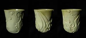 sea cup by nyankorita