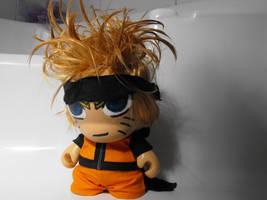 munny COSPLAY series Naruto by MyWifesAVelociraptor