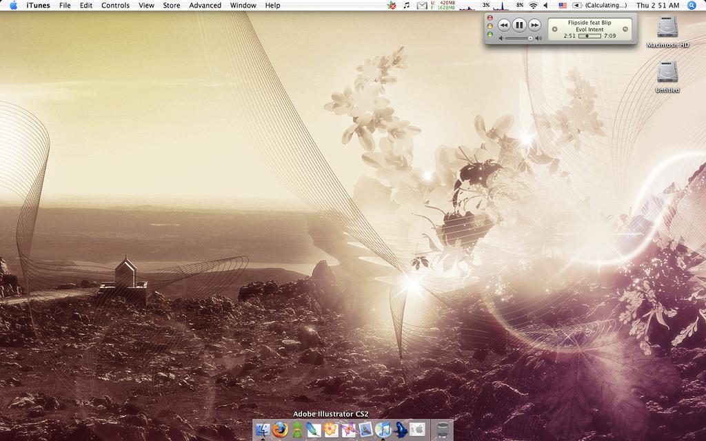 OS X 05.10.07 by smaisch