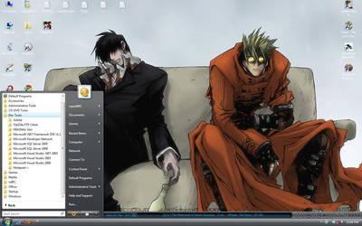 Desktop Screenshot by rupert003
