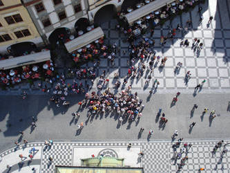 Crowd by rupert003