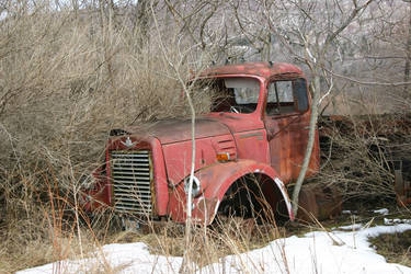 rusted international by jeepdork