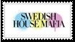 Swedish House Mafia Stamp