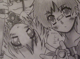 Anime Couple by ShuyinAlvasia