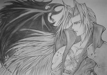 Sephiroth by ShuyinAlvasia
