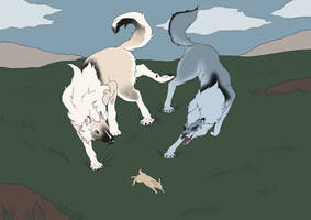 Bye Bye Bunny by Losas