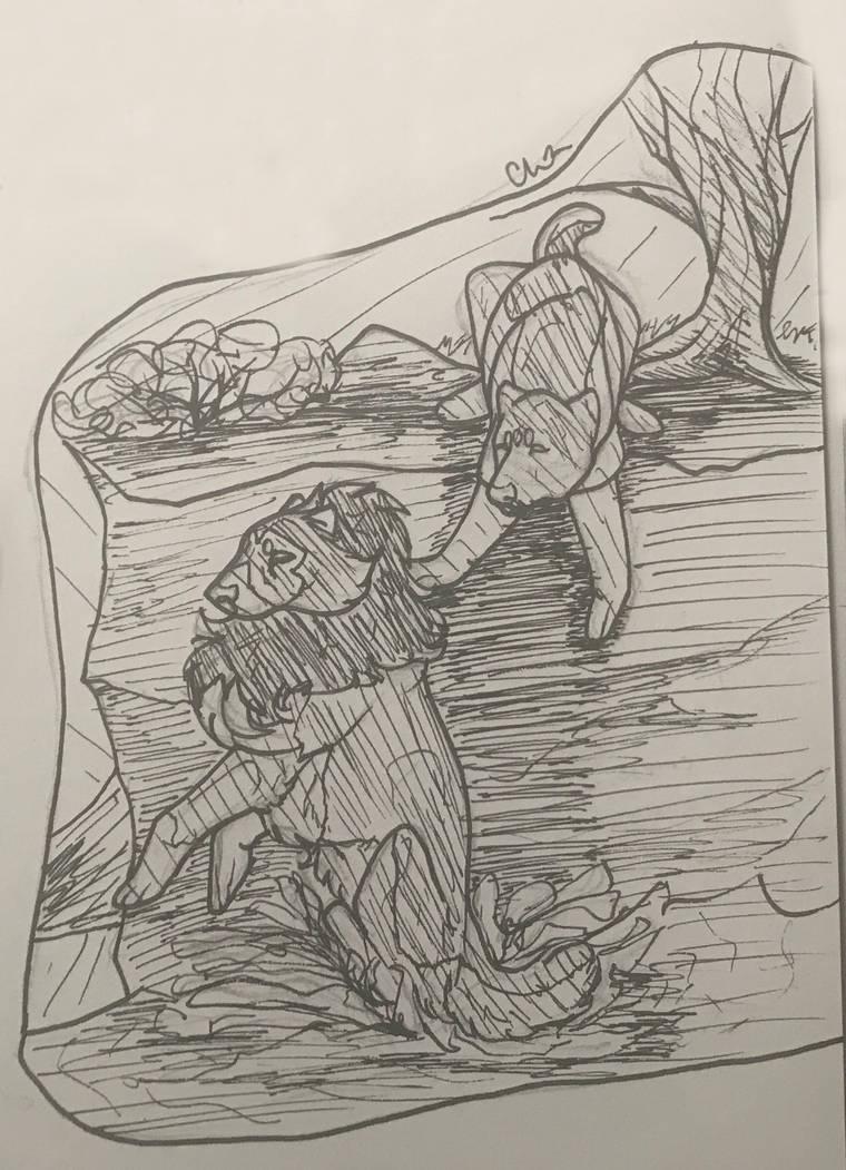[diving] ArtemistheArtist22 by Losas