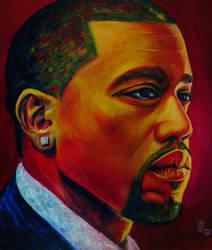 Kanye west painting