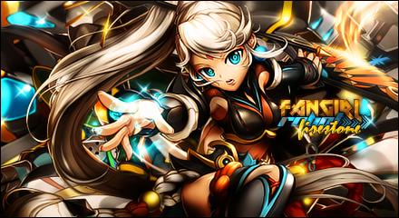 FanGirl by NaimGFX