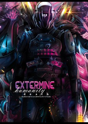 Terminator by NaimGFX