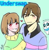 Underswap Charisk! (I tried ()) by meomuop2k2