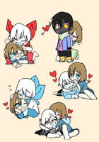 If I were a Sans's Fangirl ...\_()_/ by meomuop2k2