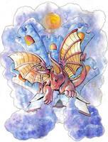 little dragon by lasuricata