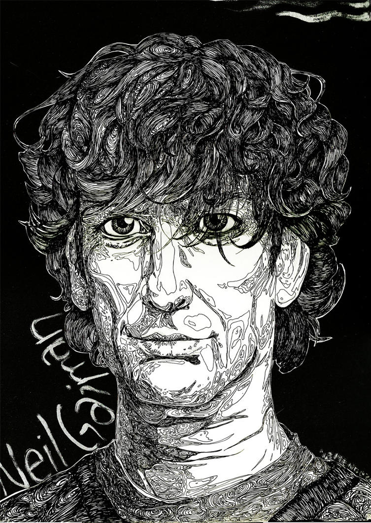 neil gaiman essays Neverwhere by neil gaiman has the reader follow richard mayhew, a very normal, average man, into a secret, hidden world under london richard is.