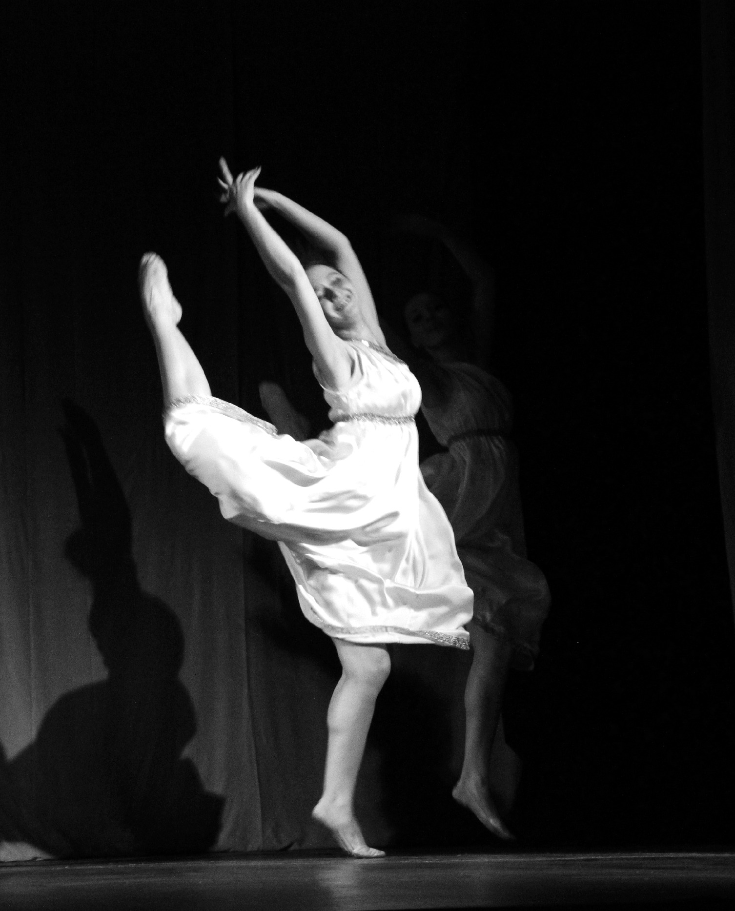 Isadora Duncan by Wilvarin13