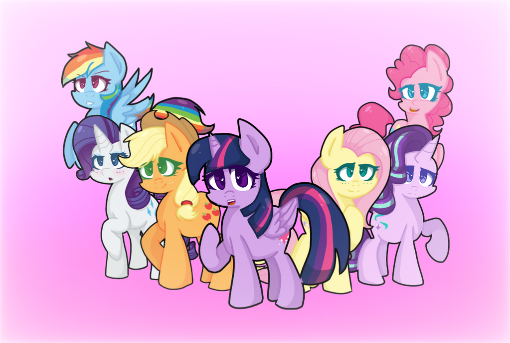 Friends Forever! by PonlieStar