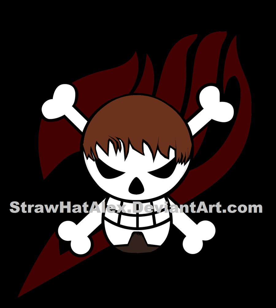Custom One Piece Jolly Roger by StrawHatAlex on DeviantArt